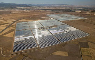 moree solar project