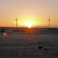 wind farm planning approval