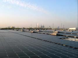 solar pv, roof top installation