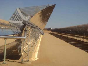 Parabolic Trough Solar Thermal
