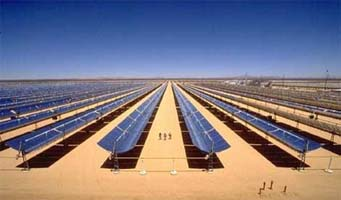 Solar Thermal - Kramer Junction