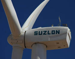 suzlon turbine